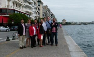 Developing masters in digital marketing - JEMSS meeting in Thessaloniki