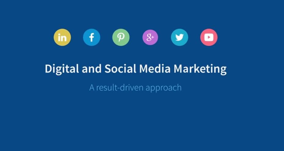 digital and social media marketing mooc
