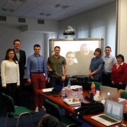 Masters in Digital Marketing 4th JEMSS project meeting in Lodz Poland