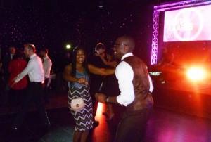 Dance at Northen Digital Awards 2016