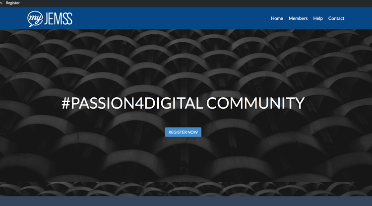 A new home for #passion4digital community
