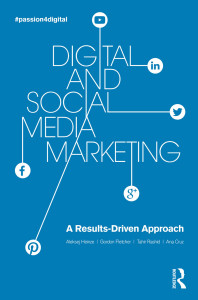 Digital and social media marketing book